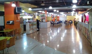Doxa business centre cafeteria