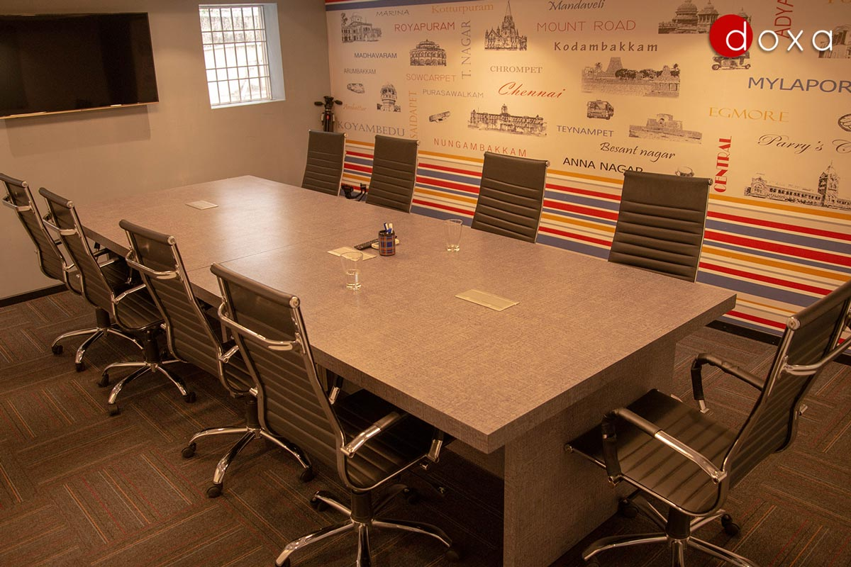 Conference Halls & Meeting Rooms For Rent In Chennai