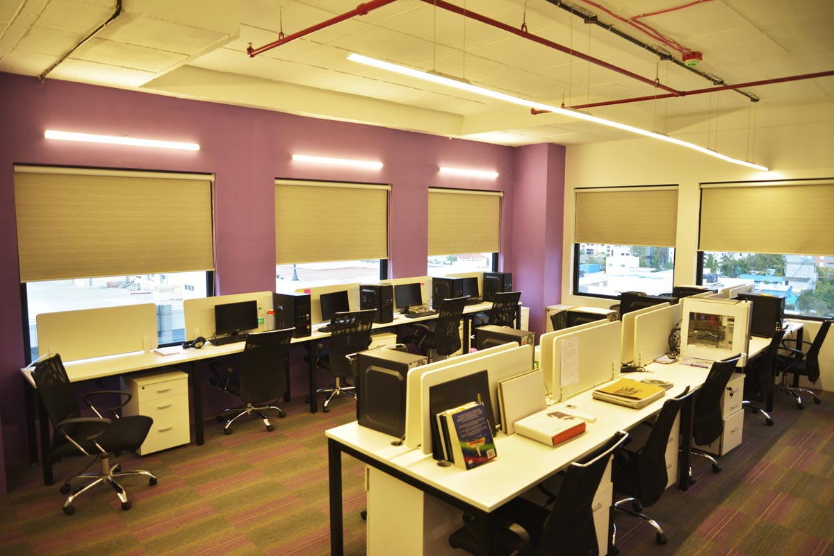 Private Office Rent OMR